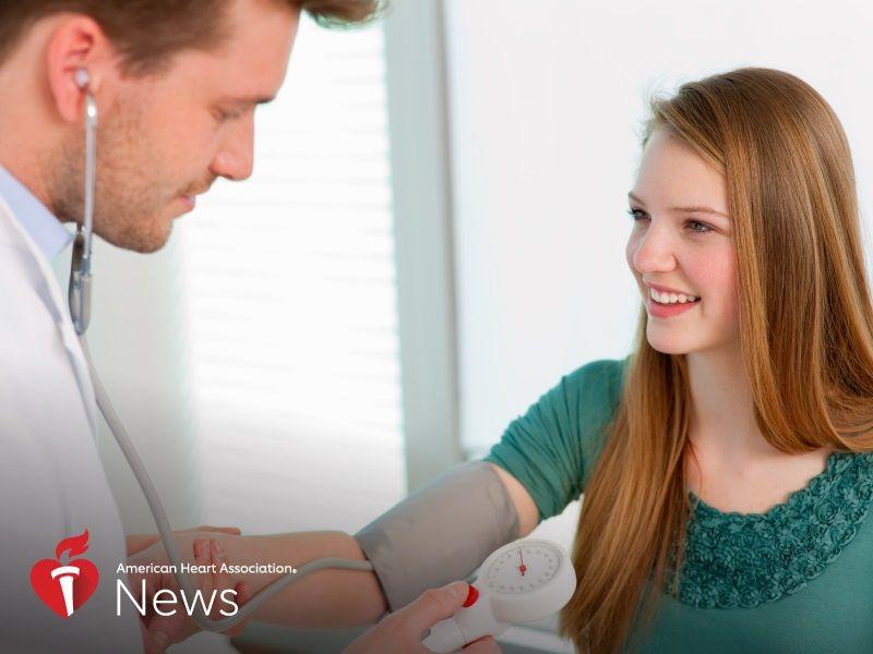 AHA News Kids With High Blood Pressure Need Smooth